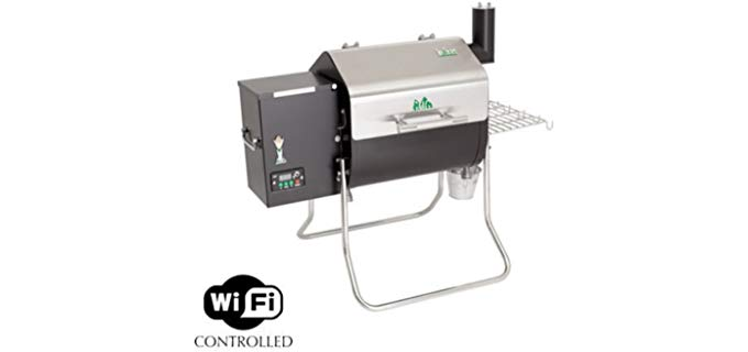 green Mountain Davy Crockett - Electric Smoker and Grill with WIFI Grill