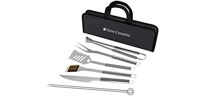 Home Complete Barbecue - Budget Barbeque Grill Tool Set