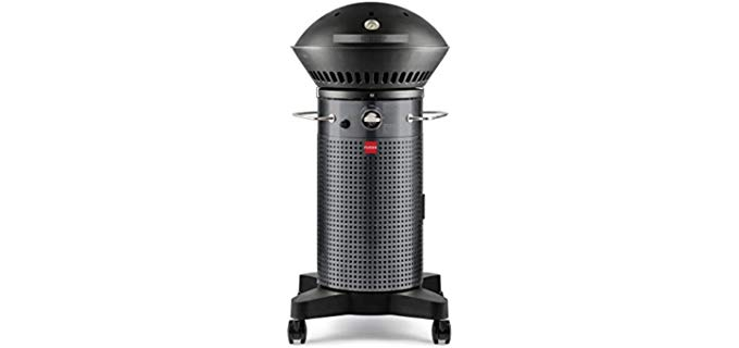 Fuego f21C-H - Element Hinged Propane Grill