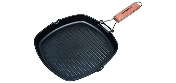 MasterPan Non-Stick - Non-Stick Cast Aluminium Grill Pan