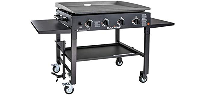 Blackstone 1554-Station - Gas Grill For Steaks