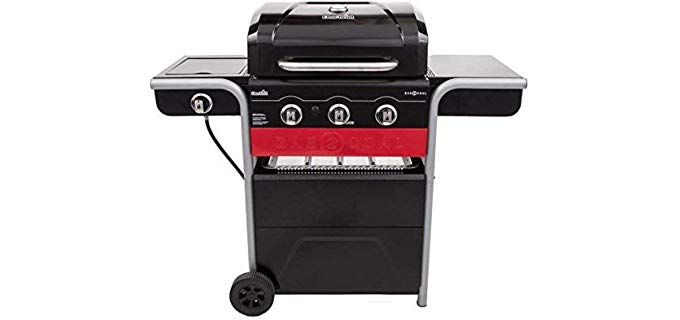 Char-Broil Gas2Coal - Charcoal and Gas Grill Combo