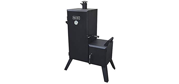 Dyna Glo Charcoal - Offset Grill Smoker