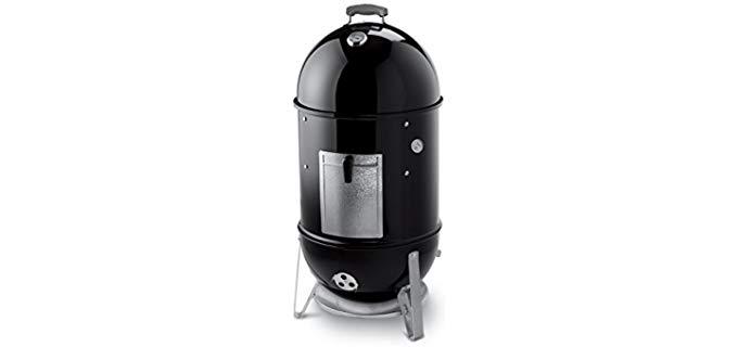 Weber Smokey Mountain - Grill Smoker