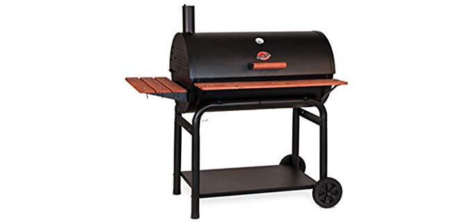 Char-Griller 2137 Outlaw - Charcoal Grill