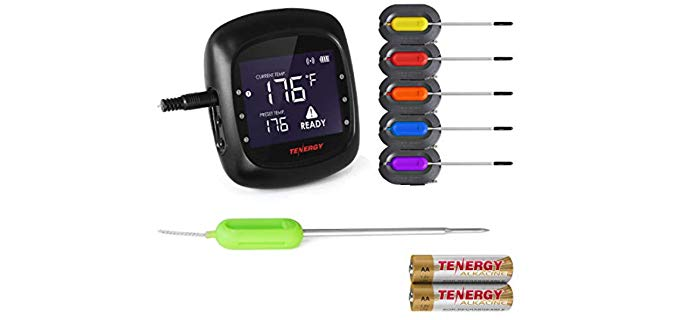 Tenergy Solis - Bluetooth BBQ Thermometer