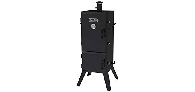 Dyna-Glo Vertical - Charcoal Grill Smoker