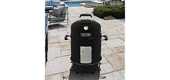Dyna-Glo Compact - Charcoal Grill Smoker