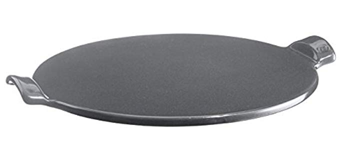 Emile Henry Flame Top - Grill Pizza Stone