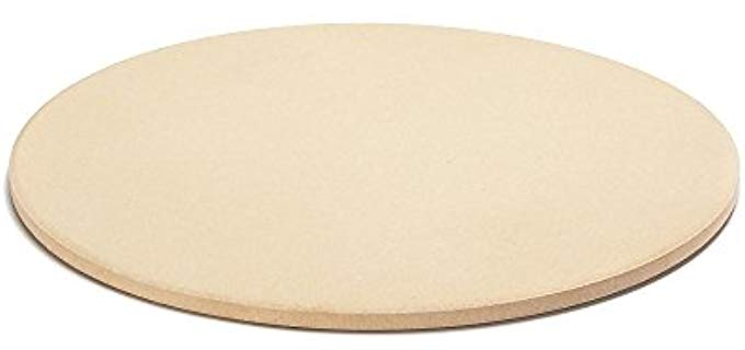 Outset 76176 - Pizza Stone for Grill Set