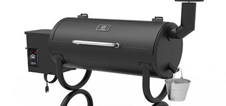 Electric Smoker Grill