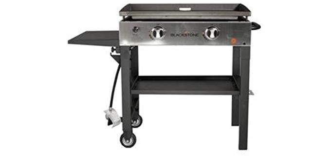 BlackStone 1605 - Standing Flat Top Grill