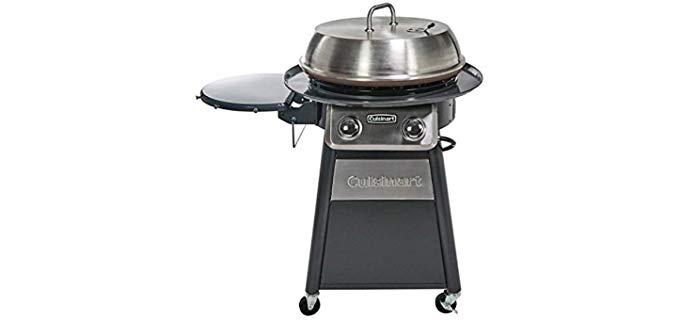 Cuisinart CGG-888 - Standing Flat Top Grill