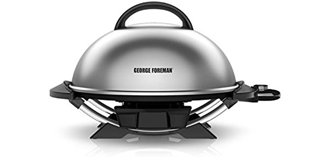 George Foreman GFO240S - Indoor and Outdoor Grill