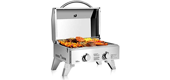 Gaintex Tabletop - RV Portable Gas Grill
