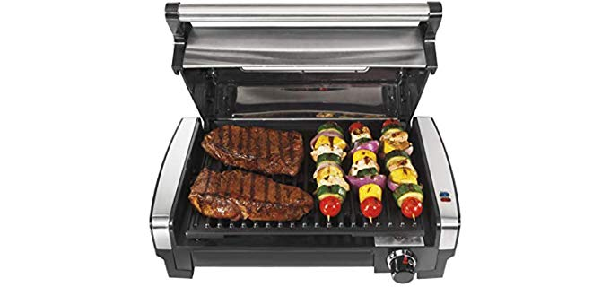 Hamilton Beach Indoor - Electric Searing Grill