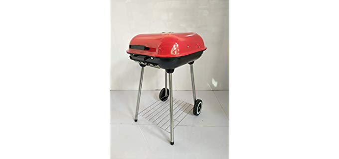 All For You 18 Inch - Cheap Portable Grill