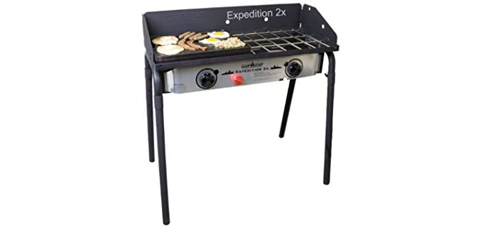 Camp Chef Expedition - Gas Camping Grill