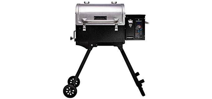 Camp Chef PPG-20 - Portable Pellet Grill