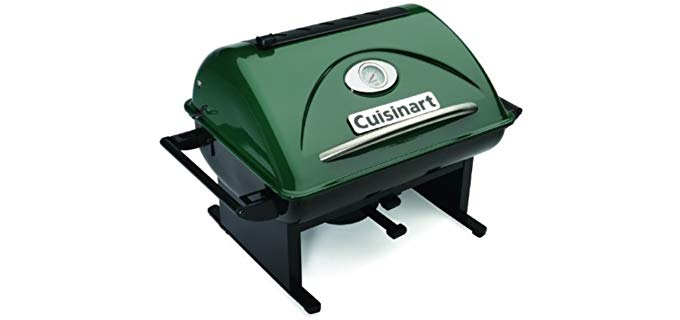 Cuisinart GrateLifter - Charcoal Tailgate Grill
