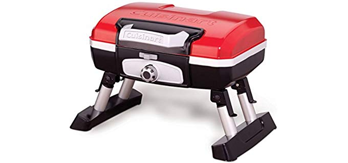 Cuisinart Portable - Propane Tabletop Gas Grill
