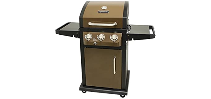 Dyna-Glo Smart Space - Gas Grill