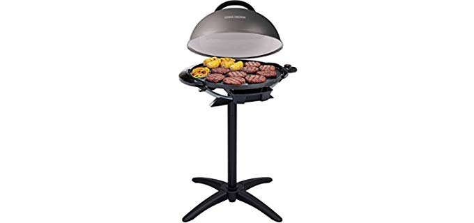 George Foreman 240Inch - Cheap Griddle Grill