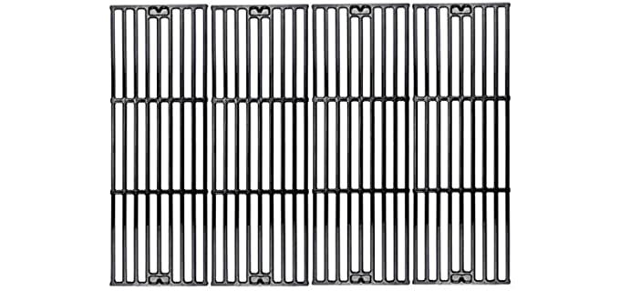 Hongso Porcelain Coated - Cast Iron Grill Grate
