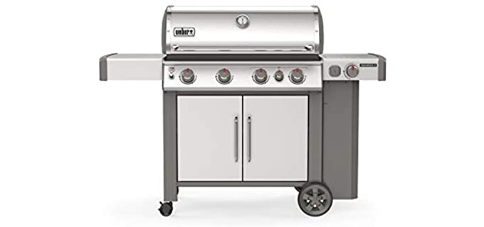 Weber Genesis 2 - Affordable Gas Grill