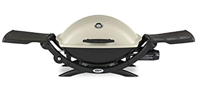 Weber Liquid Propane - Small Propane Gas Fuelled Grill