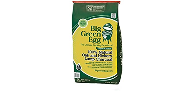 Big Green Egg Big CP - Natural Lump Charcoal