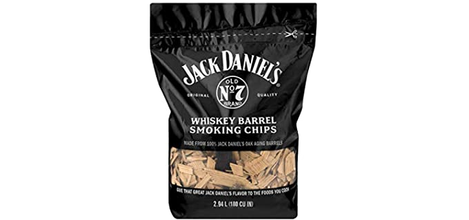 Jack Daniel's tenessee Whiskey Barrel - Wood Chips for Smoking