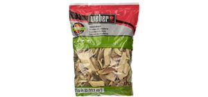 Weber Stephen Products - Wood for Smoking Turkey