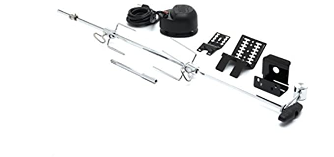 GrillPro 60090 - Rotisserie Kit for Grills