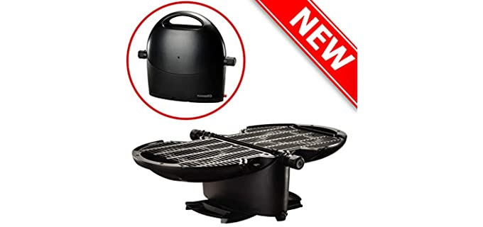 Nomadiq Portable - Tabletop Portable Gas Grill