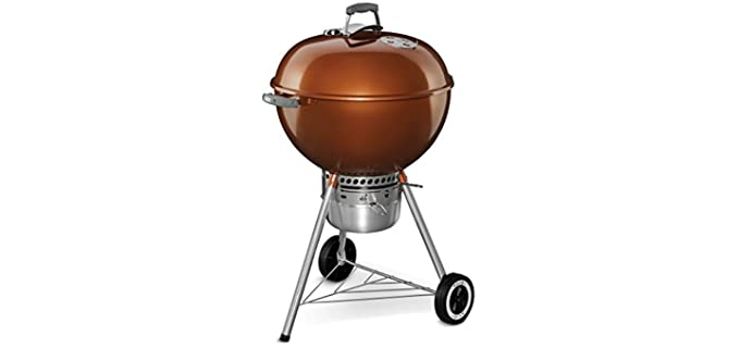 Weber Original - Charcoal grill for Chicken Breast Grilling
