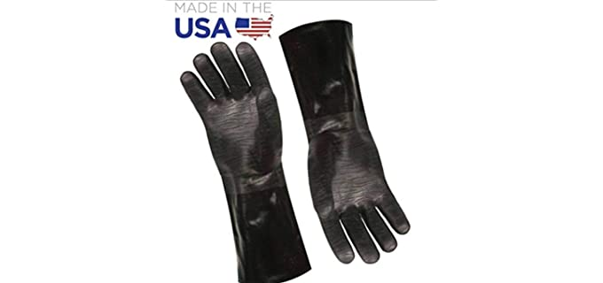 Artisan Griller Insulated - BBQ Grill Gloves