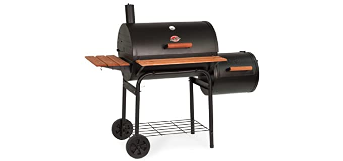 Char-Griller Smokin Pro - Grill and Smoker