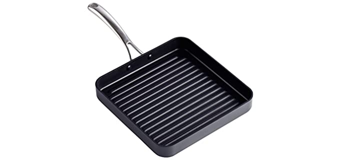 Cooks Standard Hard Anodized - Nonstick Grill Pan