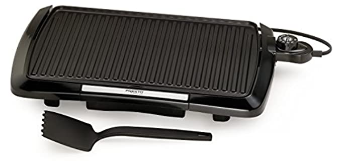 Presto Cool Touch - Electric Indoor Grill