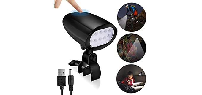 ALOVECO Rechargeable - Barbecue Grill Light
