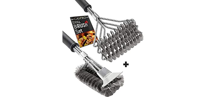 GASPRO Cleaning - BBQ Grill Brush