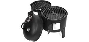 Barton Vertical - Charcoal Smoker Grill