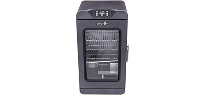 Char-Broil Deluxe - Digital Electric Smoker