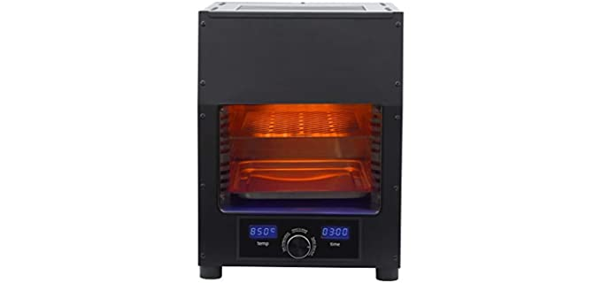 Flame King SCORCH - Searing Cooker Grill