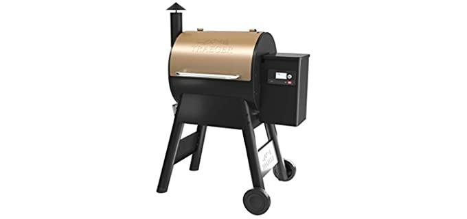 Traeger TFB57GZEO - Pro Series Grill