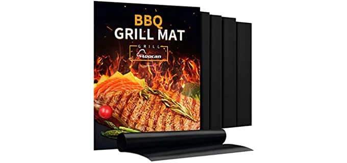Aoocan Reusable - Grill Mat