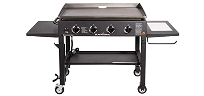 Blackstone 1825 - Gas Grill with Acessory Griddle