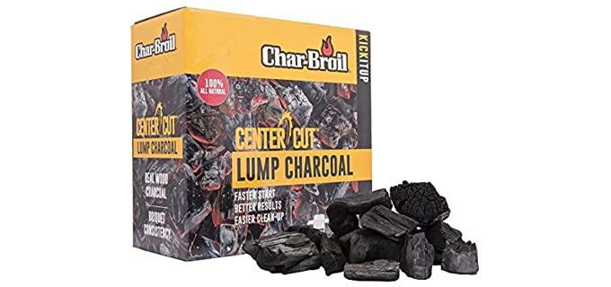 Char-Broil Center Cut - Lump Charcoal