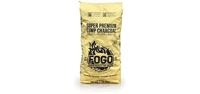 Fogo Premium - Lump Charcoal Bag
